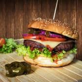 Burger Piekielny Wypas 150g