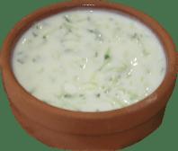 Tzatziki (Yoghurt Cucumber Mint), 400ml.