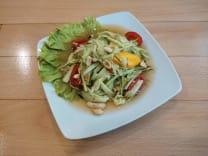 om Tam Thai With Cucumber