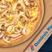 Pizza Mediana - Pollo a la Parrilla