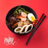 Рис з морепродуктами (410г)