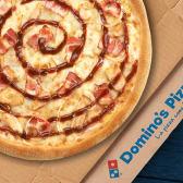 Pizza Mediana - Cremozza BBQ
