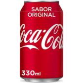 Coca Cola Lata 33 Cl.