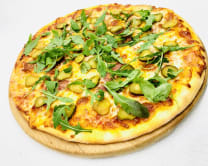 "Pizza ""Bavarian"""