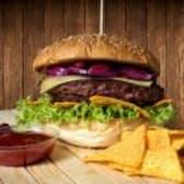 Burger Meksykański wypas 210g