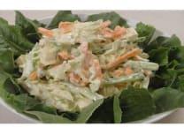 ქათმის სალათი ბავარიულად