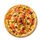 Бургер піца (22см)