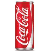 კოკა-კოლა 0.33ლ