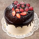 შოკოლადის ტორტი, პატარა