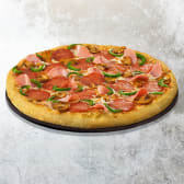 Pizza Quattro Stagioni Blat Stuffed Crust Ø medie
