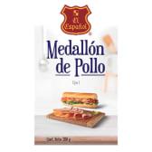 Medallón de pollo El Español (200 g.)