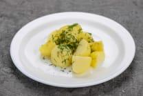 Молода картопля з кропом та маслом (200г)