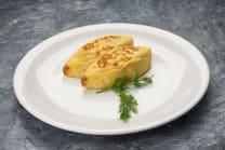 Зраза картопляна з м'ясом (200/40г)