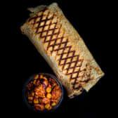 Tostirana palačinka meksička