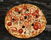 ვეგეტარიანული პიცა 450გრ