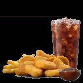 Meniu Nuggets 9 buc. + 2 x sos