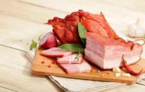 Slavonska mesnata slanina