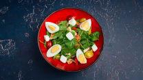 Spanać salata