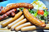 German Assorted Sausages