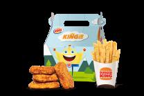 King J.R.  dječji menu