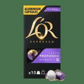 Lor Espresso Lungo Profondo Internsity   8 10 Uds