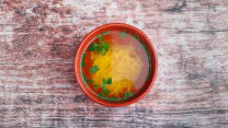 Goveđa supa sa rezancima