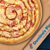Pizza Mediana - Cremozza Bourbon