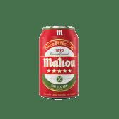 Mahou 5 Estrellas Sin Gluten Lata (33 cl.)