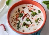 Masala Dahi (Spicy)