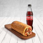 Duo pizza roll full meat