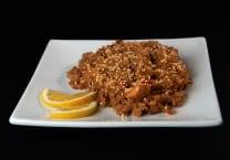 Рис Тяхан із морепродуктами (250г)