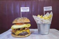 Denver Brunch Burger