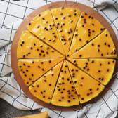Чізкейк з ананасом і маракуйєю (150г)