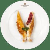 Вишневий пиріг (150г)