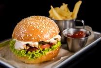 Чікен бургер (240г)
