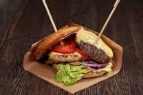 Бургер Chicken & Beef (450г)