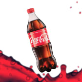 Кока-Кола (1,0л)
