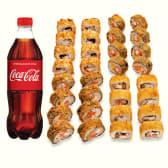 Сет Гарячий + Кока Кола 1л (990г)