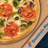 Pizza Mediana - Campiña