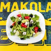 """სალათი """"ბერძნული"""""""