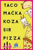 Taco mačka koza sir pizza (HR)