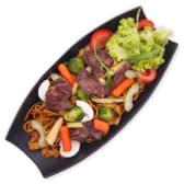 Удон спайсі з яловичиною (гострий) (500г)