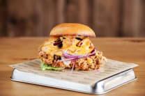 Wingz Chicken Burger