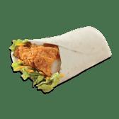 ცხარე ქათმის ვრაპი/Spicy Chicken Wrap
