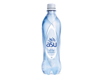 Вода ASU (0.5 л.)
