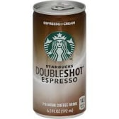 Cafe Starbucks 200 Ml  Expresso