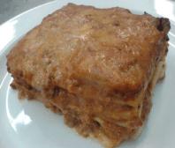 Lasagna Classica Racion