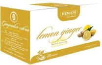 Infusion de gingembre au citron    شاي الزنجبيل بالحامض