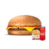 საბავშვო ჩიზბურგერის მენიუ/Kids Cheeseburger Menu