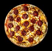 Pizza Chicago Pepperoni (mitjana)